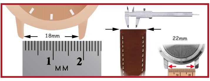 correas de cuero para relojes herramientas relojero Birkenstock