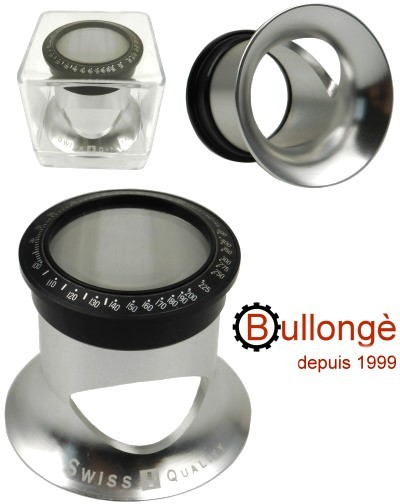 Lupa de relojero BULLONGÈ DAYTONA-STYLE 5x