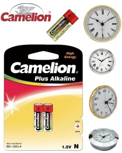 2 baterías Camelion N para relojes de encastrar