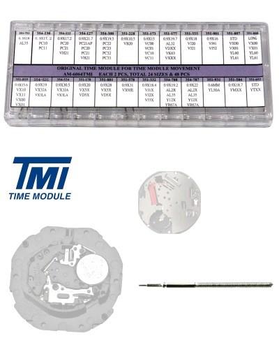 Tijas para movimientos TMI Seiko Group