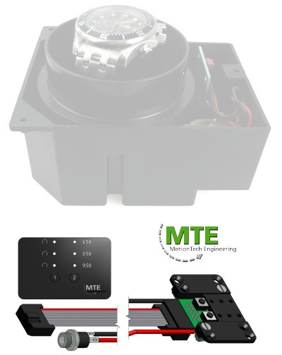 Unidad de control LED para módulo MTE WTM