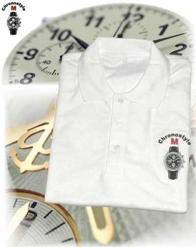 Camisa polo Chronostyle M, ORIGINAL  XL