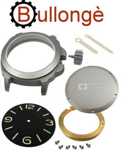 Kit de reloj BULLONGÈ No. 5 MILITARY para ETA 2824